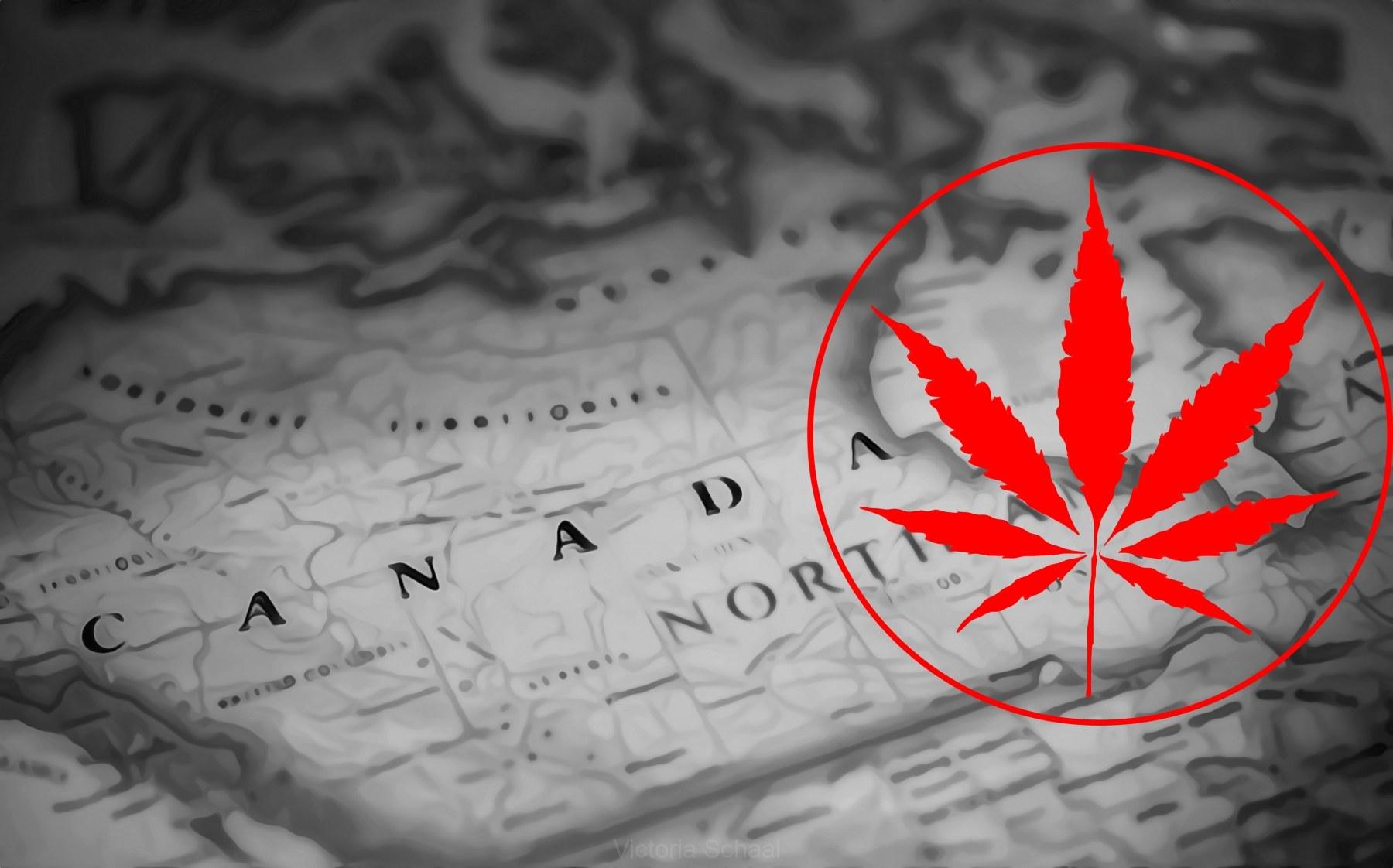 Visit Canada and smoke up!
