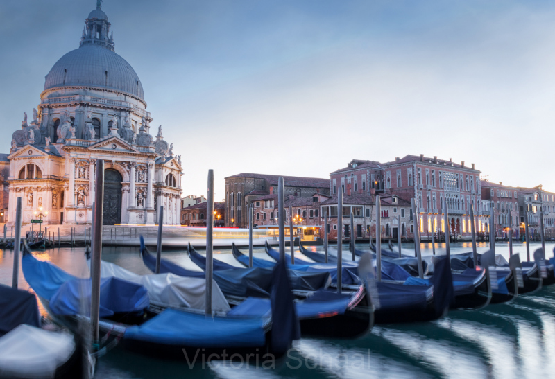 On the Highway of Venice