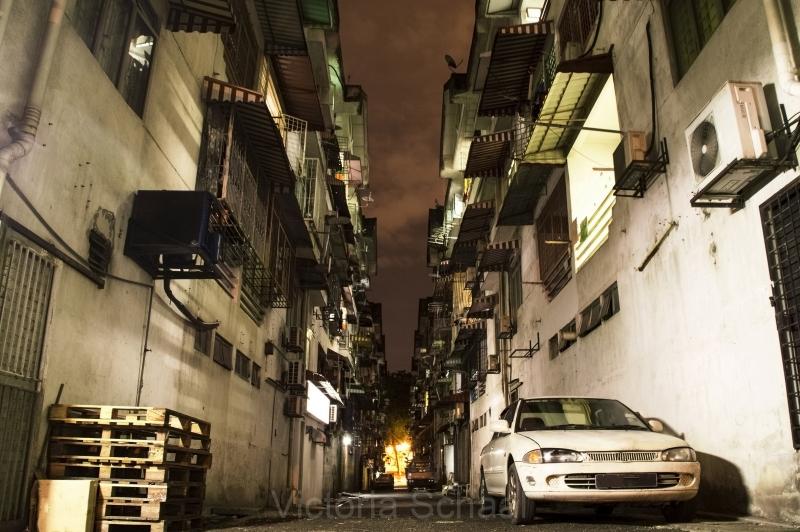 Alley of Kuchai